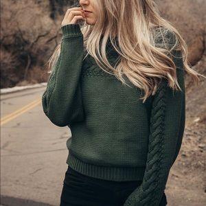 Tularosa Fall Sweater